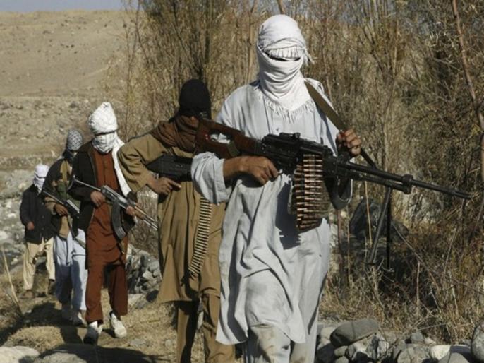 Taliban attack afghan army 11 soldiers policemen killed   Taliban attack afghan army:तालिबान हमले में11 अफगान सैनिकों और पुलिसकर्मियों की मौत