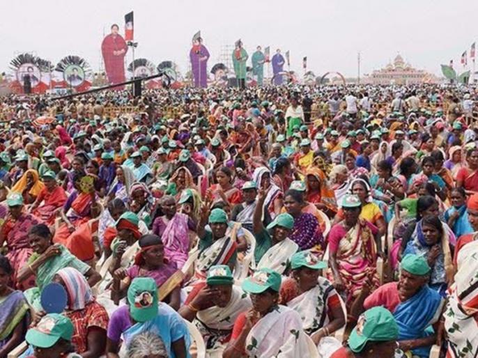Tamil Nadu Lok Sabha Election 2019: Chunav analysis, political condition | लोकसभा चुनाव 2019: तमिलनाडु में चौतरफा मुकाबला, कई पेंचों में उलझा जातीय फैक्टर