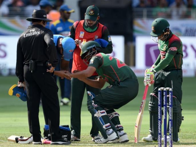Tamim Iqbal ruled out of Asia Cup after big win against Sri Lanka | Asia Cup: पहले मैच में बड़ी जीत के बाद बांग्लादेश को तगड़ा झटका, यह धाकड़ बल्लेबाज हुआ बाहर