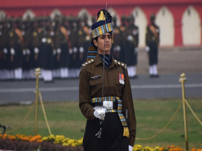 Captain tania Shergill: First woman officer to lead parade on Army Day | कैप्टन तानिया शेरगिल: थलसेना दिवस पर परेड का नेतृत्व करने वाली पहली महिला अधिकारी
