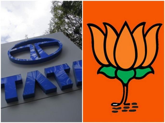 Lok Sabha Elections 2019: Tatas' Election spend up 20 times since 2014, BJP gets Biggest chunk   लोकसभा चुनाव 2019: इस बार टाटा का चुनावी खर्च 20 गुना ज्यादा, सबसे ज्यादा फंड बीजेपी को दिया