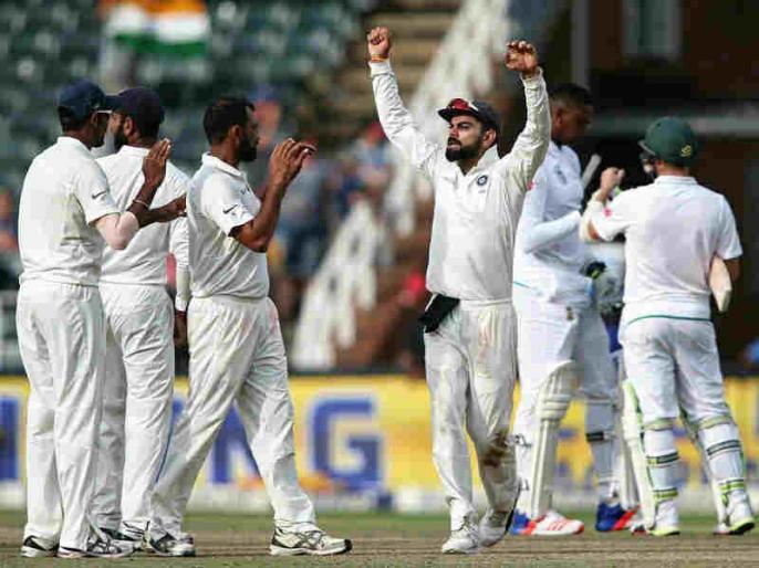 India vs South Africa: Venues swapped for second and third Test | भारत vs दक्षिण अफ्रीका: दूसरे और तीसरे टेस्ट के आयोजन स्थलों में बदलाव, जानिए अब कब और कहां होंगे मैच