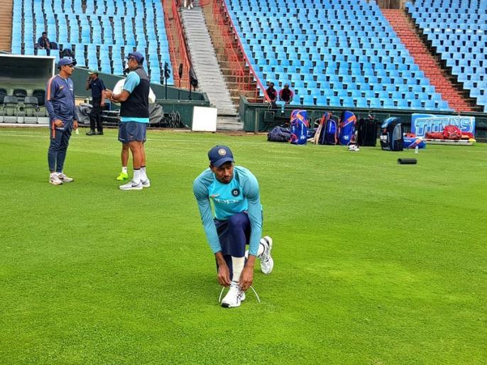 India vs West Indies: Team India in this special way for improve the game   IND vs WI: खेल में सुधार के लिए इस खास तरीके से ट्रेनिंग कर रही टीम इंडिया