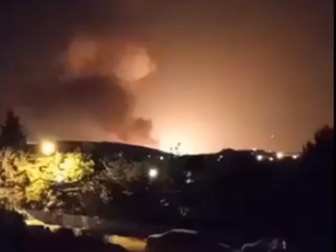 At least 19 killed in explosion at medical clinic in Iran's Tehran   ईरान की राजधानी तेहरान के एक मेडिकल क्लिनिक में जोरदार धमाका, 19 लोगों की मौत