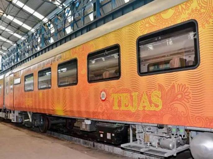 Lucknow to Delhi Tejas Express late again, IRCTC have to pay fine of 64 thousand | पटरी पर सांड आ जाने से फिर सवा घंटे लेट हो गई तेजस एक्सप्रेस, यात्रियों को मिलेगा मुआवजा