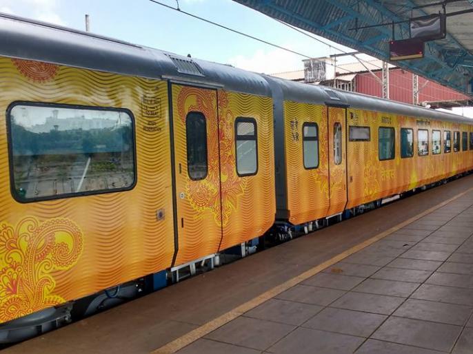 IRCTC will start Tejas train from Ahmedabad to Mumbai on January 17 | IRCTC 17 जनवरी को अहमदाबाद से मुंबई के लिए शुरू करेगी तेजस ट्रेन