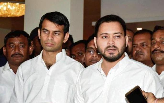 After the cold war between Tejashwi and Tej Pratap, now RJD leader Raghuvansh rages | तेजस्वी-तेज प्रताप के बीच शीतयुद्ध के बाद अब राजद के पुराने नेता रघुवंश भड़के