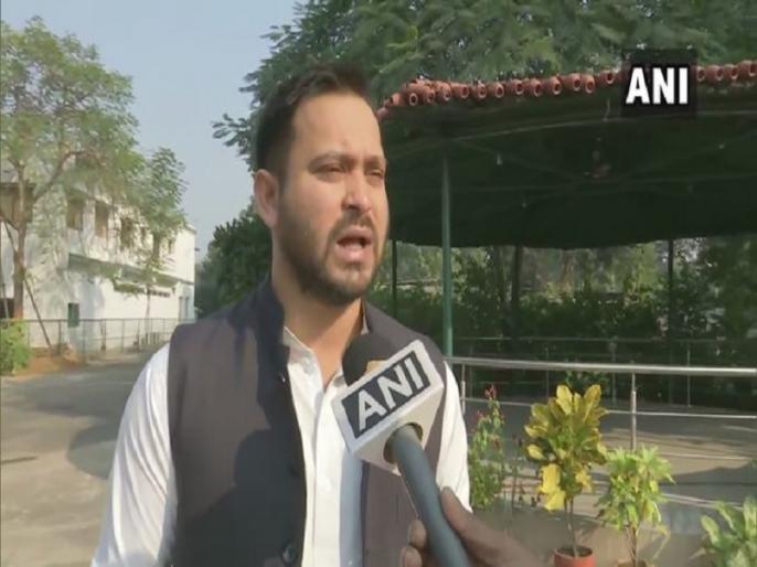 Tejashwi Yadav criticises Nitish Govt over BUXAR rape incident, says Crime rate in Bihar has gone up | बक्सर रेप की घटना पर भड़के तेजस्वी यादव, कहा, 'अपराध मिटाओ यात्रा पर जाएं नीतीश कुमार, खुले आम घूम रहे हैं अपराधी'