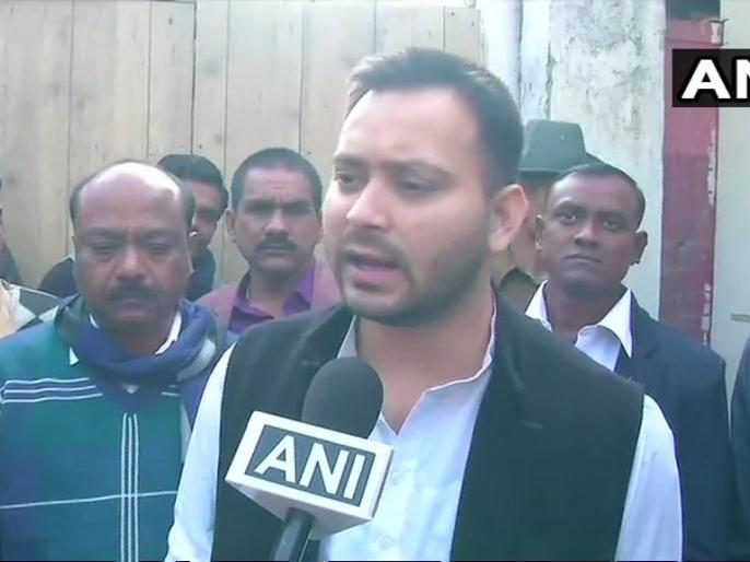 Tejashwi Yadav, who attacked Nitish government after seeing the assembly elections in Bihar, surrounded the government on the issue of unemployment. | बिहार में विधानसभा चुनाव नजदीक देख नीतीश सरकार पर हमलावर हुए तेजस्वी यादव, बेरोजगारी के मुद्दे पर सरकार को घेरा