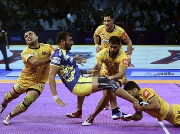 Pro Kabaddi League 2019, Match 4: Telugu Titans vs Tamil Thalaivas, Match preview, prediction | Telugu Titans v Tamil Thalaivas: तमिल थलाइवाज और तेलुगू टाइटंस की भिड़ंत आज, जानिए कौन पड़ा है भारी