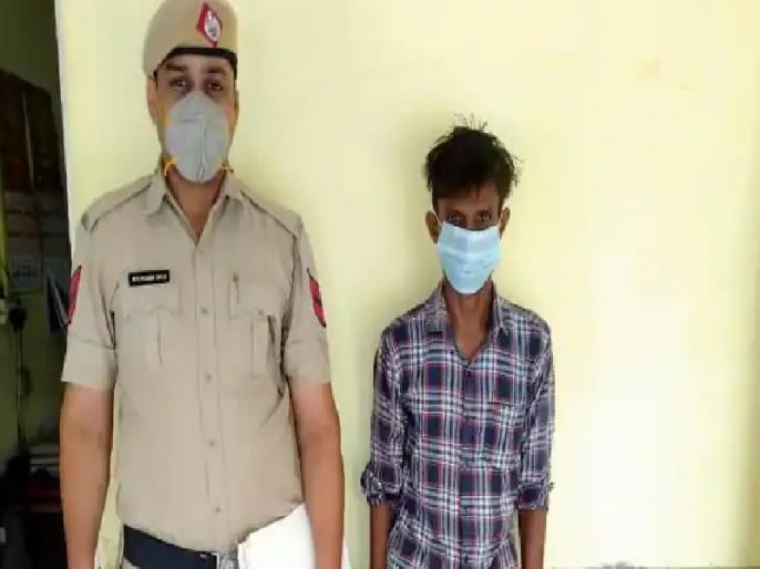 faridabad police gives funny introduction of a accused on twitter post | फरीदाबाद पुलिस ने मजेदार अंदाज में ट्वीट किया चोरी के आरोपी का परिचय, लिखा, 'छद्म वेश प्लंबर और जीविका चोरी, बीवी छोड़ के चली गई...'