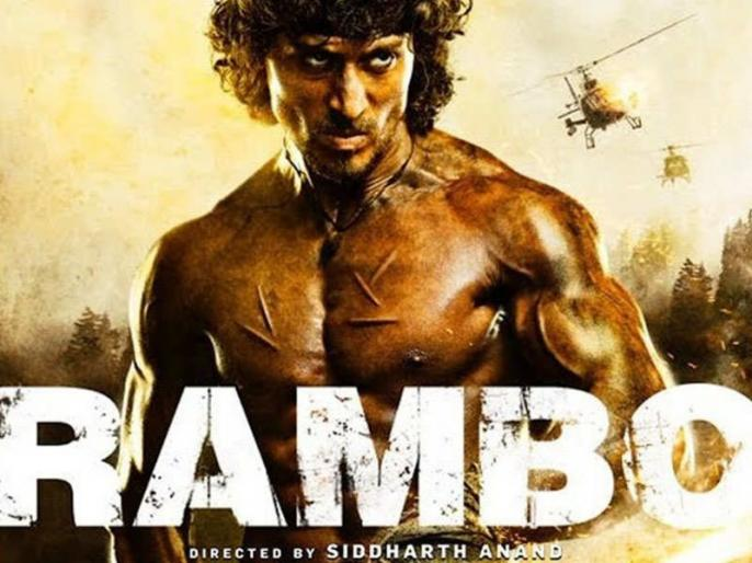 tiger shroff to play lead role in the hindi remake of rambo | 'रेम्बो' की हिंदी रीमेक में दिखेंगे टाइगर श्रॉफ, इस दिन रिलीज होगी फिल्म
