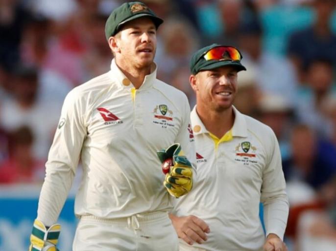 My thumb was broken towards the end of 5th Ashes Test, says Tim Paine   Ashes: ऑस्ट्रेलियाई कप्तान टिम पेन का खुलासा, पांचवें टेस्ट में 'टूटे अंगूठे' के साथ खेले