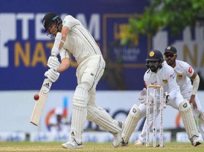 Sri Lanka vs New Zealand: Tim Southee equals Sachin Tendulkar record during 1st Test | SL vs NZ: तेज गेंदबाज टिम साउदी का बैटिंग में कमाल, सचिन तेंदुलकर के इस खास रिकॉर्ड की बराबरी पर पहुंचे
