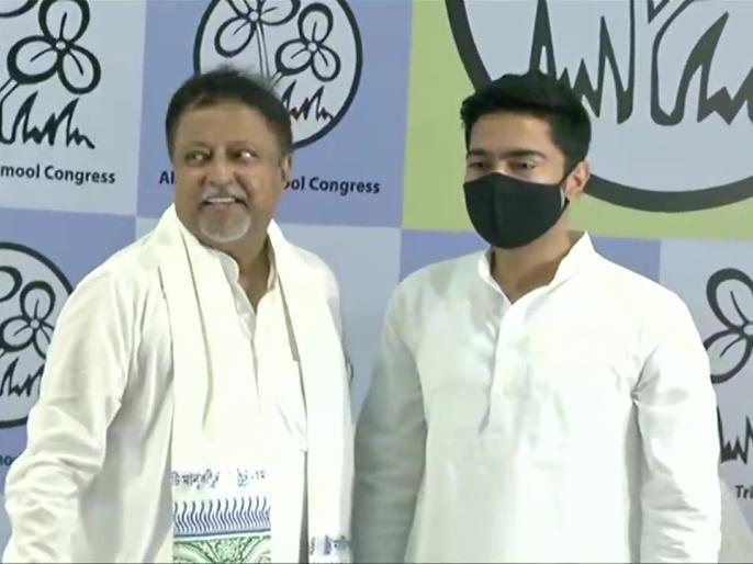 Trinamool Congress Mukul RoyReturnmore exploitation in BJP Dilip Ghosh we do not have time for all this   तृणमूल कांग्रेस में लौटकर बोले मुकुल रॉय- बीजेपी में शोषण ज्यादा, भाजपा नेता दिलीप घोष बोले- हमारे पास इन सबके लिए समय नहीं