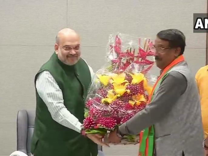 Who is Congress leader Tom Vadakkan joins Bharatiya Janata Party | कांग्रेस नेता टॉम वडक्कन ने ज्वॉइन की बीजेपी, माने जाते हैं सोनिया गांधी के करीबी