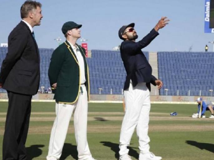 icc considering coin toss to scrap from test cricket | क्या क्रिकेट में टॉस हो जाएगा खत्म? आईसीसी बड़ा फैसला लेने की तैयारी में