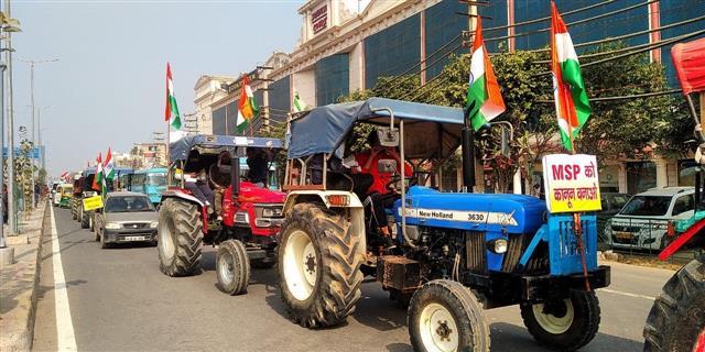 Tractor rally meeting between police and farmer organizations was inconclusive | ट्रैक्टर रैली: पुलिस और किसान संगठनों के बीच बैठक बेनतीजा, जानें आगे क्या होगा...