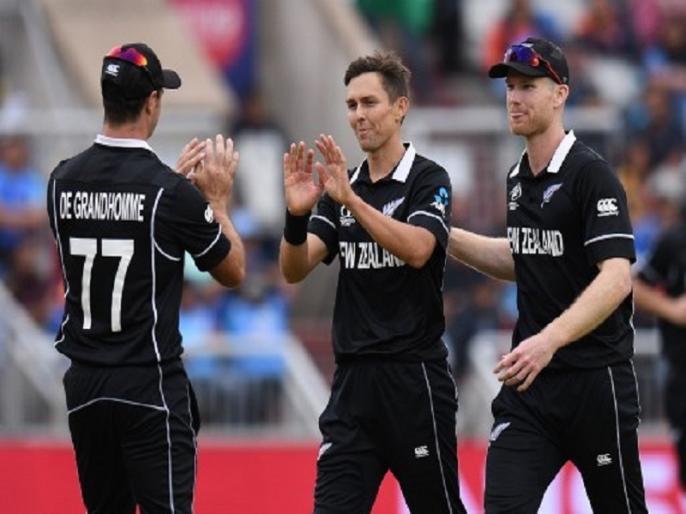 ICC World Cup 2019: Sorry for letting everyone down, says Trent Boult after world cup loss | CWC 2019: वर्ल्ड कप हार पर ट्रेंट बोल्ट का बयान, 'फैंस को निराश करने के लिए माफी मांगता हूं'