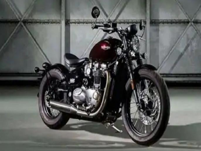 Triumph Motorcycles Expect 20 percent Increase in Sales in India | ट्रायम्फ मोटरसाइकिल्स को मौजूदा वित्त वर्ष में भारत में बिक्री में 20 प्रतिशत वृद्धि की उम्मीद