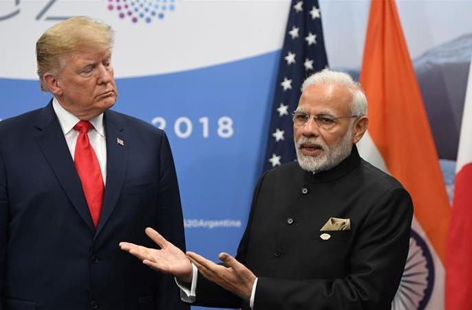 Donald Trump says people of India Are Lucky to Have Prime Minister Narendra Modi | जी-20 शिखर सम्मेलन में मुलाकात को लेकर उत्सुक ट्रंप ने कहा- 'भारतवासी सौभाग्यशाली कि उनके पास मोदी हैं'