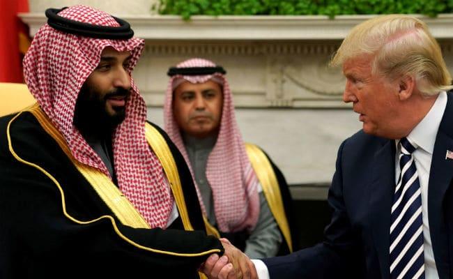 American president Donald Trump bow down to Saudi Arab   सऊदी अरब के सामने झुक गए डोनाल्ड ट्रंप, ये रहे पांच संकेत