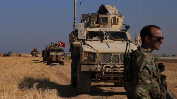 Clash with Turkish-led forces, four Syrian soldiers killed | तुर्की के नेतृत्व वाले बलों के साथ हुई झड़प, चार सीरियाई सैनिकों की मौत