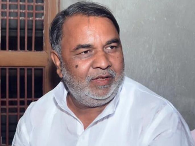 Bihar election: Minister Brijkishore Bind told the people - If I lose the election, there will be a famine in the area | बिहार चुनाव: मंत्री बृजकिशोर बिंद ने जनता से कहा-मैं अगर चुनाव हारा तो इलाके में पड़ेगा अकाल