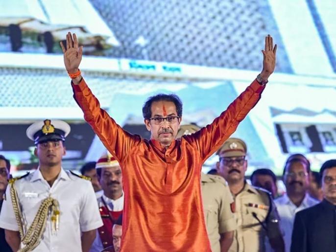 2.79 crore rupees spent on Uddhav Thackeray's swearing-in ceremony, revealed in RTI   उद्धव ठाकरे के शपथ ग्रहण समारोह पर 2.79 करोड़ रुपये का खर्च, RTI में खुलासा