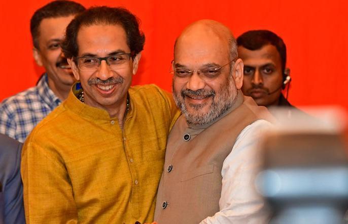 Uddhav Thackeray says Shiv Sena-BJP seat sharing formula to be announced in 2 days | उद्धव ठाकरे ने किया साफ, नहीं टूटेगा शिवसेना-भाजपा का गठबंधन, मीडिया पर लगाये ये आरोप