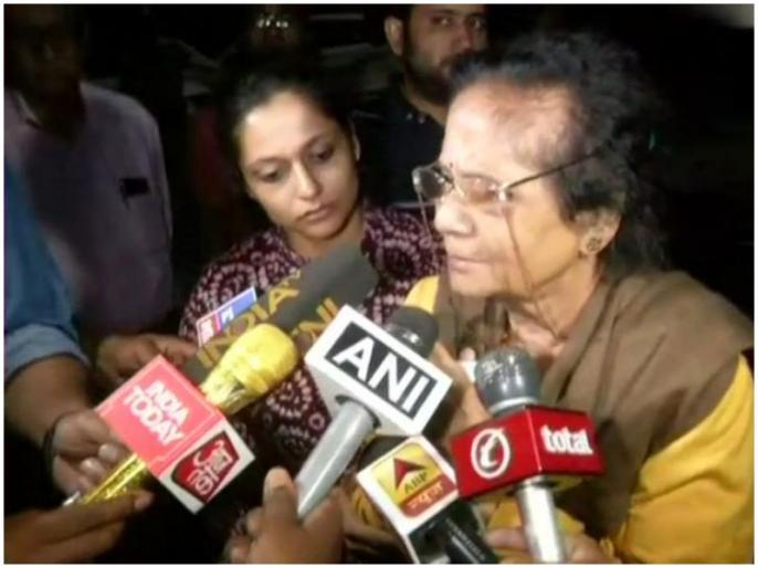 ujjwala tiwari on her son rohit shekhar death his death is natural | रोहित शेखर की मौत पर मां को संदेह नहीं, बोलीं, 'मेरे बेटे को कुछ लोगों ने अवसाद दिया, जिसका खुलासा बाद में करूंगी'