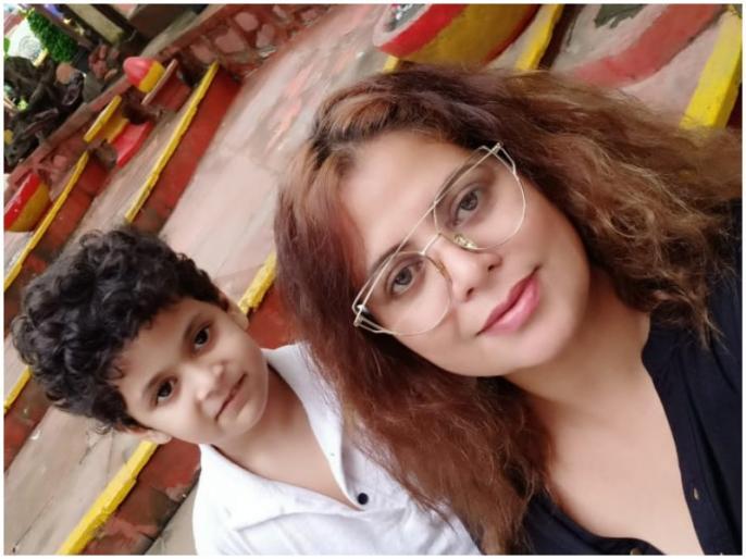 It is very easy to lose in life but it is equally difficult to light a lamp of hope: actress Sapna   जीवन में हारना बहुत आसान है लेकिन उम्मीद का दीया जलाना उतना ही मुश्किल: एक्ट्रेस सपना