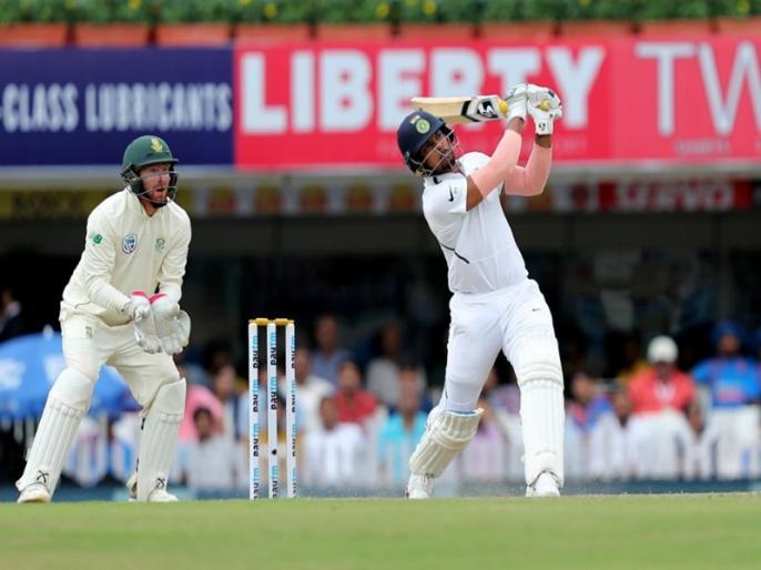India vs South Africa, 3rd Test: Umesh yadav records in 3rd test | IND vs SA, 3rd Test: महज 10 गेंदों में ठोके 5 छक्के, उमेश यादव ने तोड़ दिया विश्व रिकॉर्ड