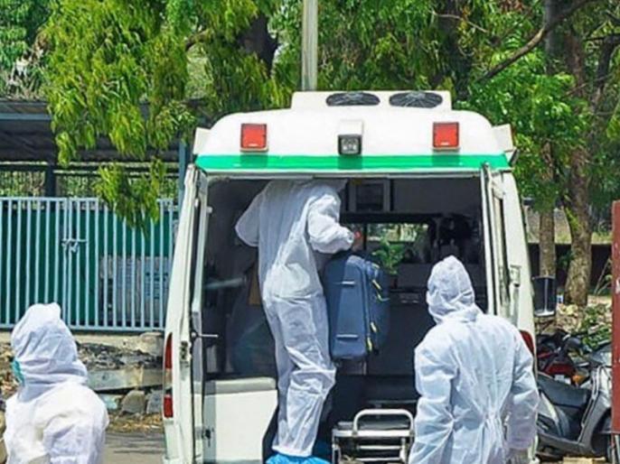 47 Year Old Coronavirus Suspect With No Travel History Dies in Indore | इंदौर में कोरोना वायरस के संदिग्ध मरीज की मौत, सांस लेने में परेशानी, बुखार और खांसी जैसे लक्षणों के साथ हुआ था भर्ती
