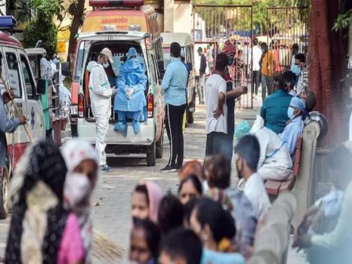 352 more corona patients die in Uttar Pradesh, 25,858 new infected | UP Corona Update: यूपी में 24 घंटों में 352 लोगों की मौत, 25,858 नए मामले आए सामने