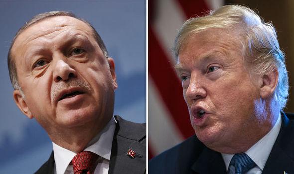 America will destroy Turkey economically says Donald Trump   डोनाल्ड ट्रंप ने तुर्की को तबाह करने की धमकी दी, बिगड़ सकते हैं सीरिया में हालात