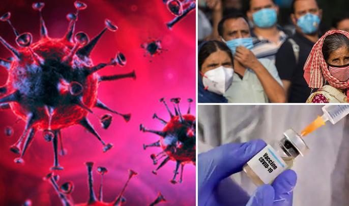 Health Ministry 24-61 crore covid vaccine dosesgiven country so far see the figures   स्वास्थ्य मंत्रालय ने कहा- देश में अब तक 24.61 करोड़ कोविड वैक्सीन की डोज दी, देखें आंकड़े