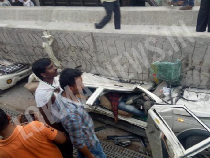 Varanasi flyover incident 20 dead: setu nigam and working unit fir registered in February | वाराणसी फ्लाईओवर हादसा: कंस्ट्रक्शन कंपनी पर फरवरी में दर्ज हुई थी FIR, सोता रहा प्रशासन