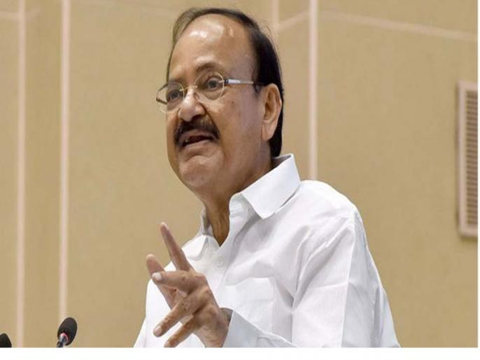 Rape case: CJI can not have constant delays says Venkaiah Naidu | हैदराबाद रेप-मर्डरः CJI के बयान पर उपराष्ट्रपति नायडू का पलटवार, कहा- न्याय तुरंत नहीं हो सकता, तो देरी भी नहीं होनी चाहिए