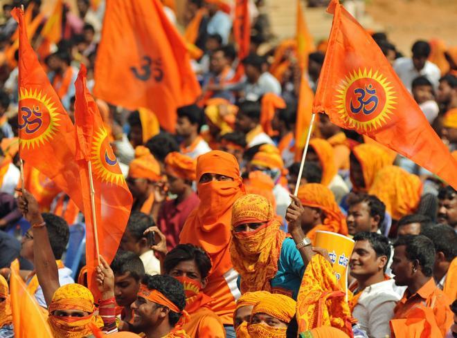 VHP Rally In Delhi for Ram Temple Construction Bill | अयोध्या में राम मंदिर के निर्माण को लेकर दिल्ली में VHP की आज विशाल रैली, रामलीला मैदान में तैयारी पूरी
