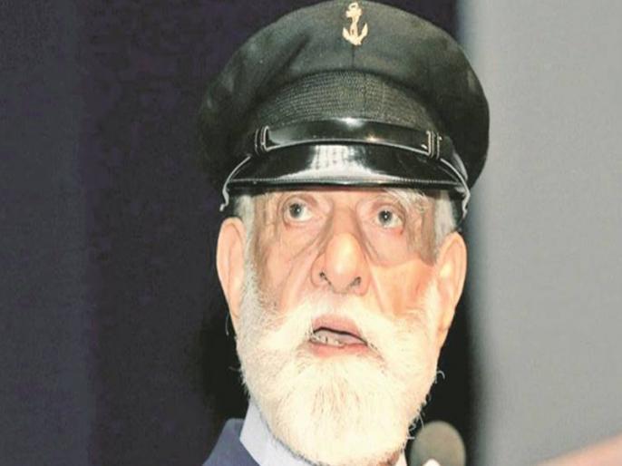 Vice Admiral Mp Awati, 1971 War Hero   सारंग थत्ते
