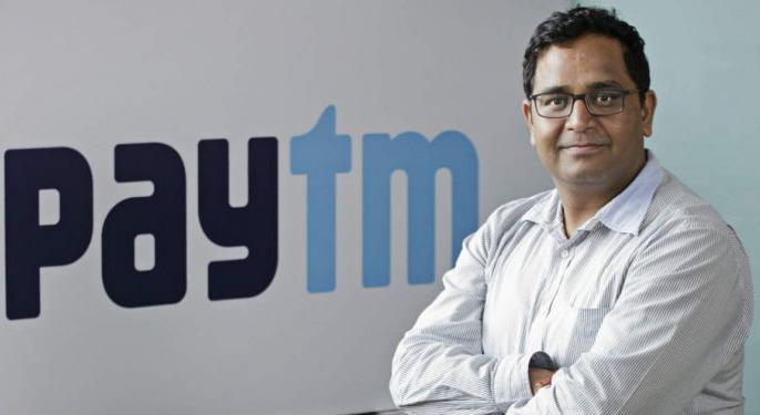 Paytm founder Vijay Shekhar Sharma's total assets 2.35 billion, know his one day salary | Paytmसंस्थापक विजय शेखर शर्मा की कुल संपत्ति 2.35अरब, जानिए इनकी एक दिन की सैलरी
