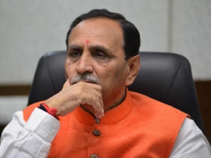 Gujaratby-electioncm Vijay Rupani Corona Virus covid bjp congress | विजय रूपाणीः गुजरात में उप-चुनाव के बाद सियासी मनसुख रहेगा या नहीं? कोरोना वायरस के बाद अब वाइस की चर्चा!