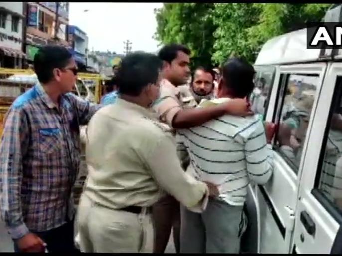 UP STF arrested Vikas Dubey, its-custody-and-left-for-kanpur | यूपी STF ने विकास दुबे को किया गिरफ्तार, कानपुर लेकर आ रही पुलिस