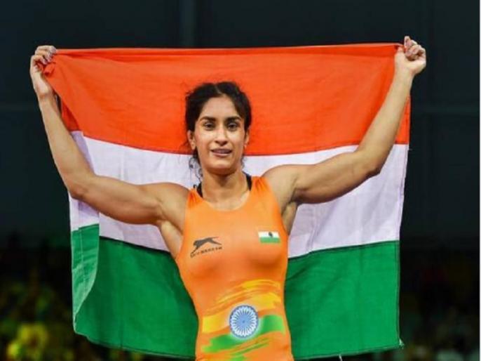 ndia's Vinesh Phogat wins bronze at the World Wrestling Championship | भारत के लिए खुशखबरी, विनेश फोगाट ने जीता ब्रॉन्ज मेडल