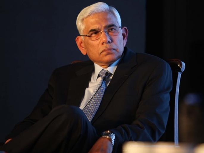 We will take a call consultations with the government, says Vinod Rai on India vs Pakistan world cup match | वर्ल्ड कप में पाकिस्तान के साथ 'खेलने' पर BCCI नहीं कर सकी फैसला, विनोद राय ने कहा, '16 जून बहुत दूर है'