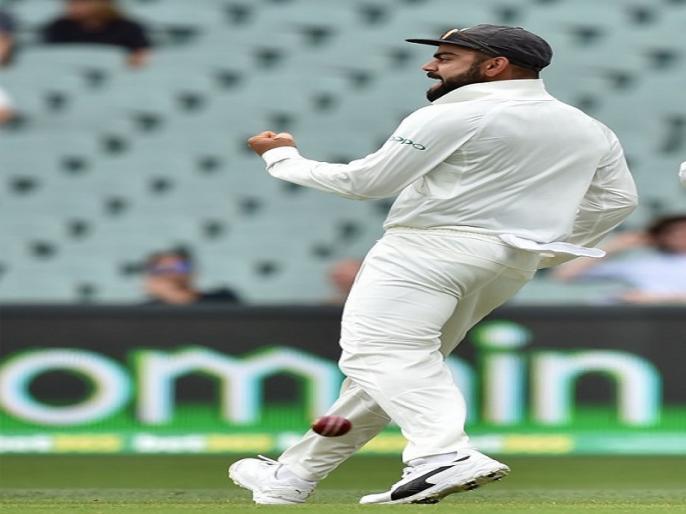 If Australia celebrated like Virat Kohli, We would be the worst blokes in world, says Justin Langer   Ind vs AUS: जस्टिन लैंगर का विराट पर ताना, 'अगर ऑस्ट्रेलियाई मनाते कोहली की तरह जश्न तो दुनिया में सबसे 'खराब' कहलाते'