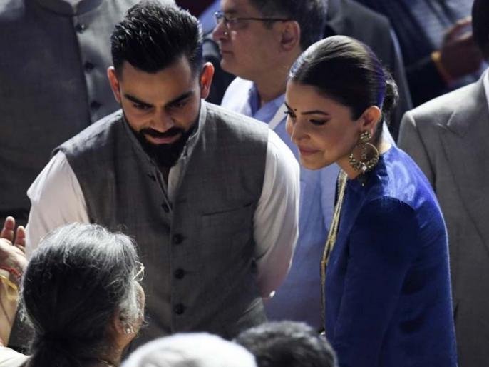Virat Kohli reacts on getting pavilion named after him, shares an emotional post | विराट कोहली अपने नाम के 'पविलियन' पर हुए भावुक, कहा, 'युवा क्रिकेटरों को करेगा प्रेरित'