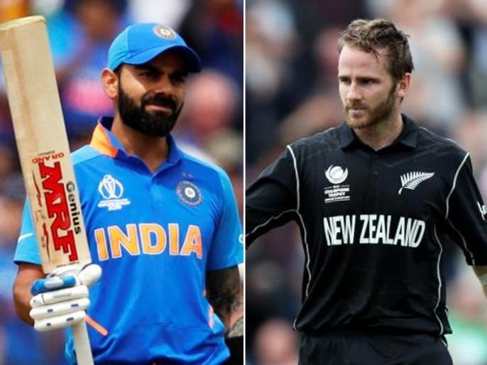 ICC World Cup 2019: India vs New Zealand: India eye to end 44 years long wait vs New Zealand | IND vs NZ: भारत की नजरें न्यूजीलैंड के खिलाफ 44 साल लंबा इंतजार खत्म करने पर, जानिए वर्ल्ड कप मैचों के परिणाम
