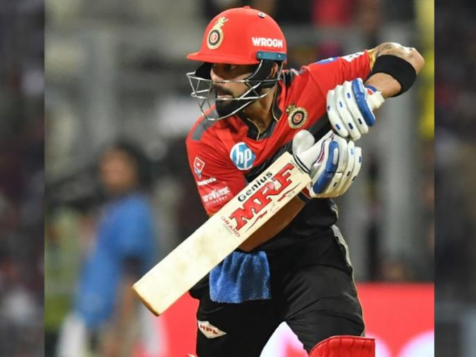 ipl 2018 kxip vs rcb virat kohli first to score 500 plus runs five times in a season breaks warner record | KXIP Vs RCB: कोहली का IPL में धमाल, तोड़ दिया वॉर्नर का ये रिकॉर्ड